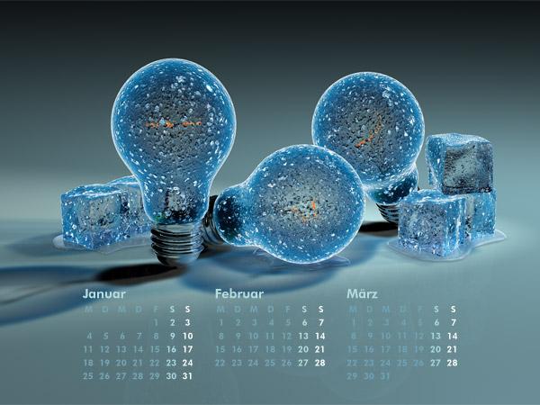 Frozen Bulb