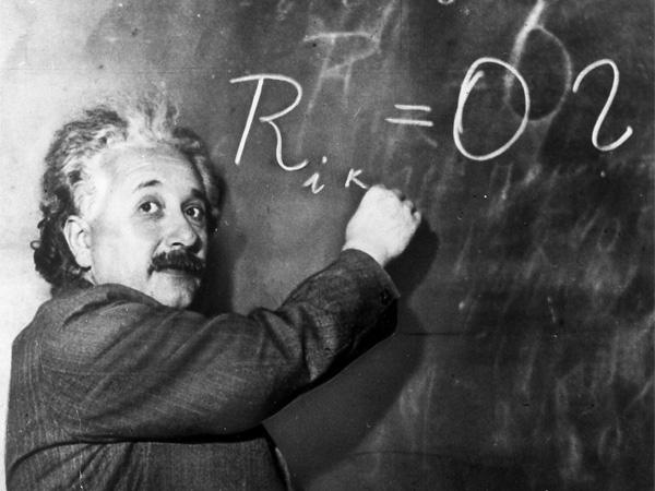 Einstein Formel